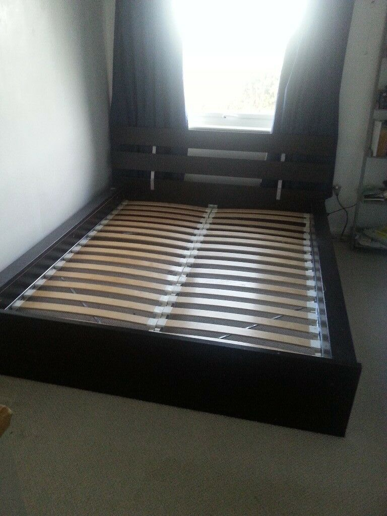 IKEA HOPEN King Size Bed Frame For Sale