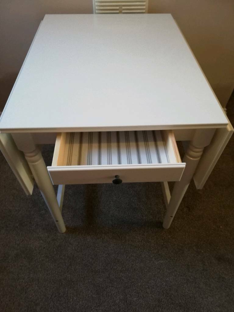 Ingatorp Drop Leaf Table In Shrewsbury Shropshire Gumtree