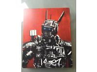 Chappie blu ray steelbook