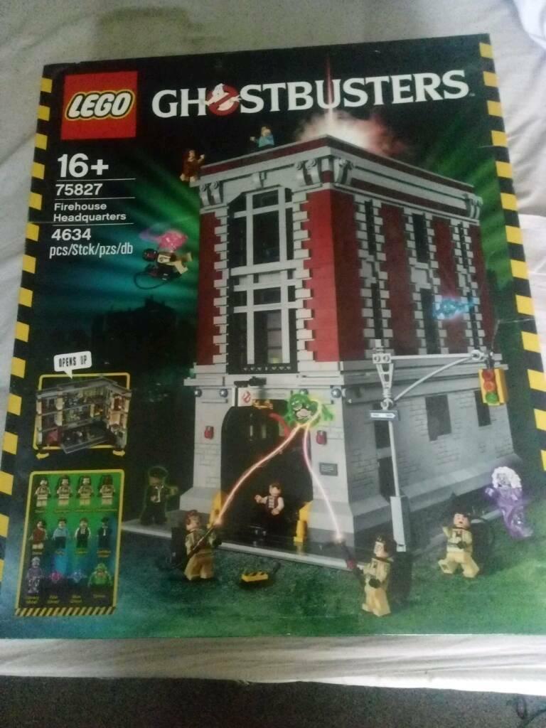 Lego Ghostbusters Firehouse In Saltash Cornwall Gumtree