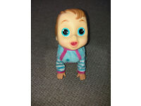 Baby WOW Charlie crawling doll