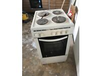 Electric cooker for scrap or parts