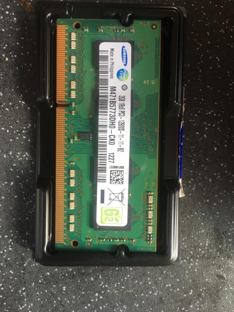 Laptop Ddr3 Ram 2gb In Grantham Lincolnshire Gumtree