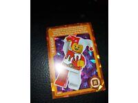 Shiny Lego card for trade