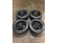 Team dynamics pro race 1.2 15x7 4x100. Clio/trackday wheels.