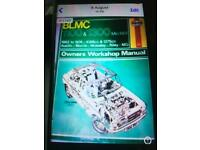 B l m c 1100 and 1300 Haynes manual call Bristol 07852 750932 price £5