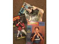 Magazines from 1990- 1989