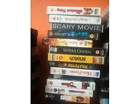 Vhs videos for sell