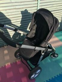 Reduced to clear - iCandy Apple 2 Pear Pushchair