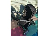 Reduced as we need the space - no time wasters please - iCandy Apple 2 Pear Pushchair