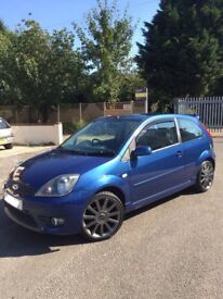 Ford Fiesta 1.4 Zetec Blue Edition 2008 (08) 3 Door *ST 500 Replica*