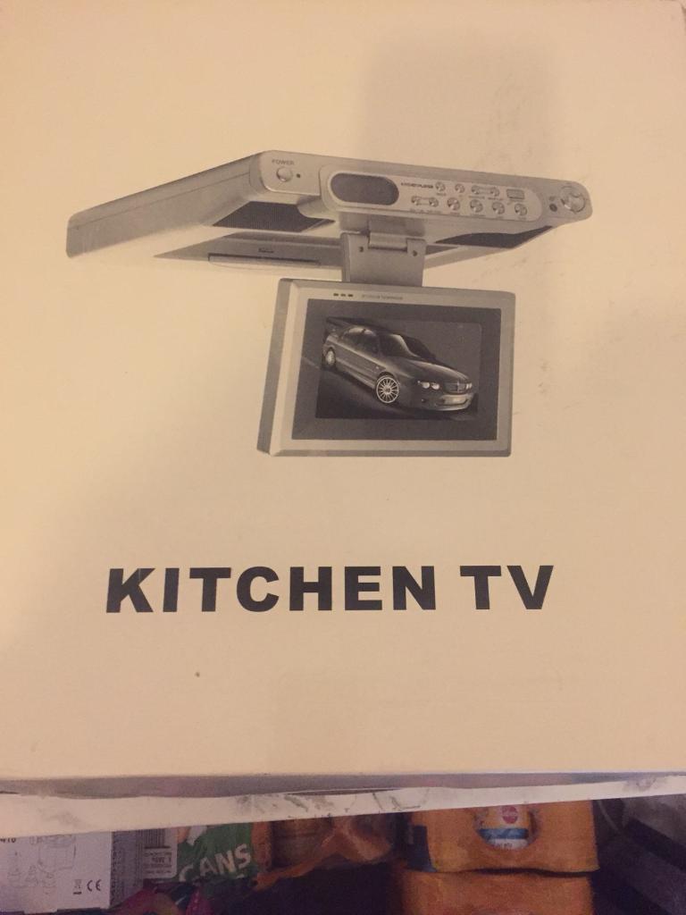 kitchen tv radio in cramlington northumberland gumtree