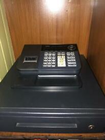 Casio cash register till