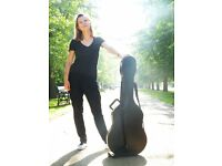 Classical guitarist available