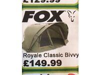 FOX FISHING BIVVY £120 ONO