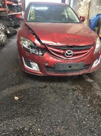 2009 Mazda 5 breaking
