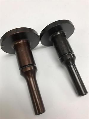 2pc Zephyr .401 Shank Rivet Hammer 964 532 Dimple Die Punch Set Zt2132-10