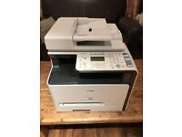 Canon i-SENSYS MF8080Cw Multifunction Colour Laser Printer