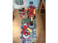 ELC Big City Garage Set