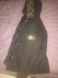 Stone island Black jacket (Small)