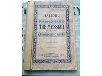 The Messiah Sheet Music