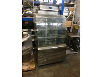 Refrigerated Cake/Deli Display Stand