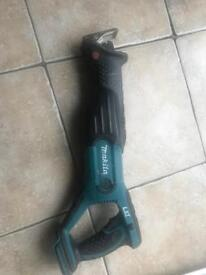 Makita 18v recip/sabre saw