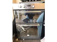 Hotpoint integrated electric oven and grill