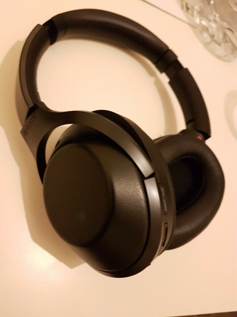Sony Mdr 1000x Wireless Noise Cancelling 3 Year Accidental Damage Headphone Breakdown Cover