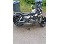 Nice 125 bike for sale