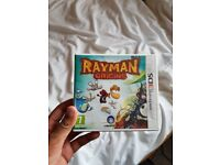 3DS Game Rayman Origins