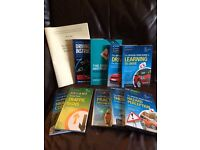 ADI training books & DVDs for trainee driving instructor