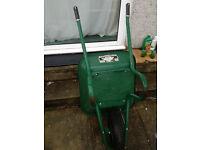 builders wheelbarrow for sale