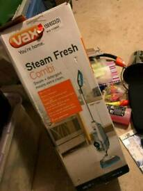 VACATION S86-SF-C Steam fresh combination steam cleaner