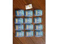 36 Nicolites (Nicocig) refill cartridges, tobacco flavour, low nicotine