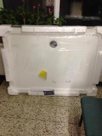 Shower tray brand new 1200*900