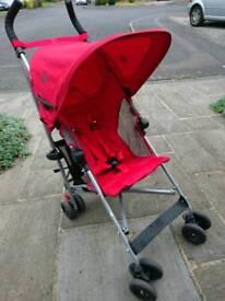 Maclaren Globetrotter pushchair, very good condition
