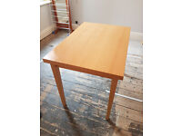 Ikea dining table [extending], 4/6 people