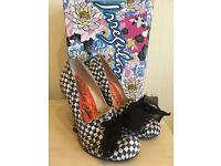 Size 5 Irregular Choice Heels