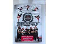 Diversity dance/fitness DVD brand new in cellophane