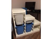 Ikea trofast storage solution, great for children's room for toys etc.