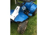 Lt50 kids quad