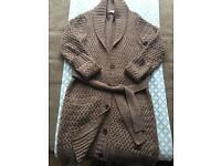 Ladies Barbour cardigan/coat
