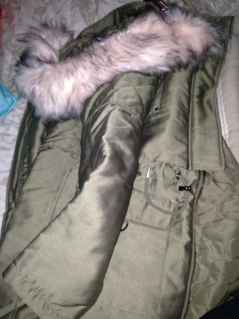 Women's coat size 16