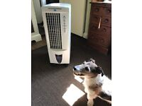 Portable air chiller - AC without the cost - cool air in the summer! - Dalek no2 - dog not included!