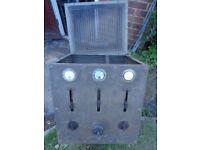 Vintage workshop battery charger (manufactured by Davenset)