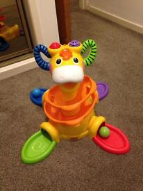 Fisher Price Sit and Stand Giraffe