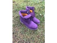 Timberlands ladies boots