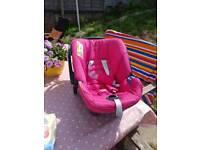 Baby car seat Mamas&Papas