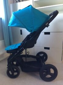 Mama and Papas sola city pushchair